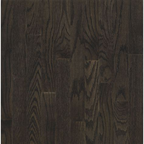 espresso hardwood floors shop bruce oak hardwood flooring sle espresso at lowes com