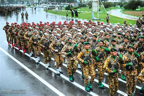 Iran Army Day Parade
