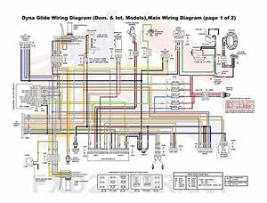 2003 Hd Wiring Diagram Diagrams Schematics At Harley