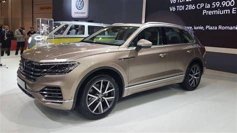 2019 Volkswagen Teramont Interior HD Image   Autoweik.com