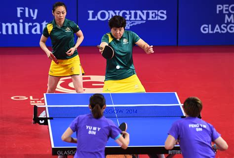 Nikhil kumar's olympic table tennis bid in men's singles ends in the round of 48 liu and kumar cap a perfect opening day with a pair of wins for the us olympic table tennis team previous next Table Tennis stars to hit the...   Australian Olympic ...