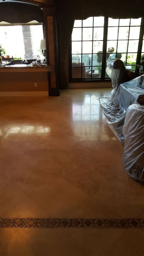 Las Vegas Floor Restoration   Las Vegas, NV Natural Stone