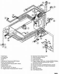 Mercruiser 4 3 Distributor Wiring Diagram
