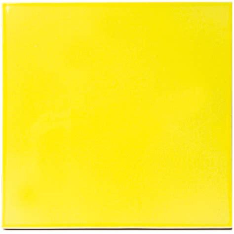 cuisine jaune et noir carrelage jaune et noir