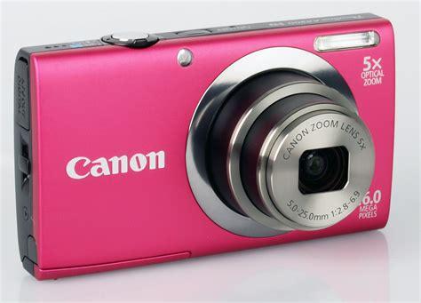Canon Powershot A2300 Digital Camera Review