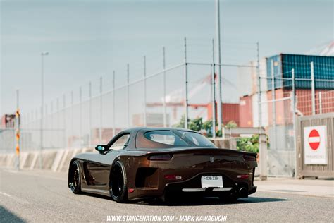stancenation rx7 dream come true ken s veilside rx7 stancenation