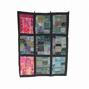Tete De Lit Indienne : t te de lit patchwork artisanat indien parvati boutique ~ Teatrodelosmanantiales.com Idées de Décoration