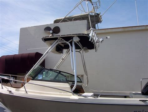 Boat Half Tower For Sale half towers fishing boats unlimited