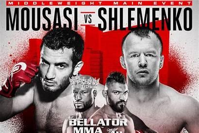 Bellator Card Mousasi Vs Shlemenko Resultados Prelim