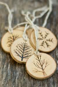 engraved cutting board wedding gift tree branch christmas ornaments wood burned trees