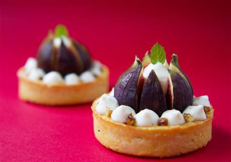 comment cuisiner les figues fraiches recette tarte figue vanille lille en bouche actu food de lille et gastronomie à lille