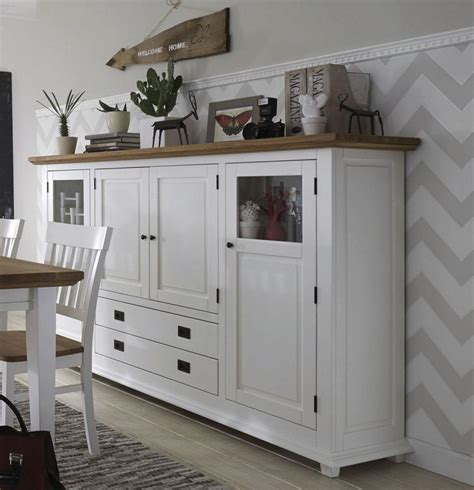 badezimmer ausstellung highboard wohnzimmermöbel weiß wildeiche 4 türig roxanne