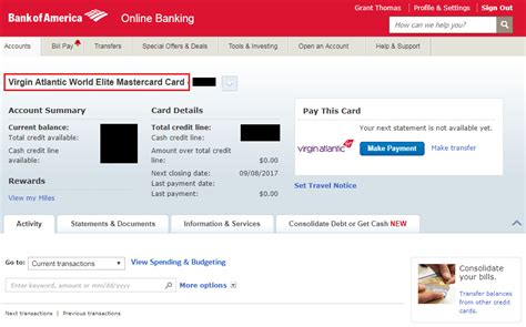 Activating your card is quick and easy. My 8 Credit Card App-O-Rama Results (Mostly Bad News)