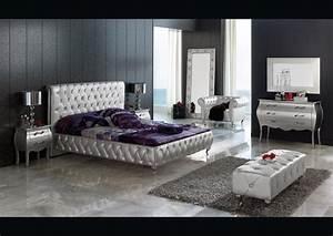 acheter votre lit capitonne contemporain en cuir blanc With canape d angle exterieur 7 acheter votre tete de lit contemporain capitonne en pvc