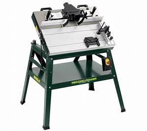 RPMS-R-MK2 Heavy Cast Router Table with Sliding Table