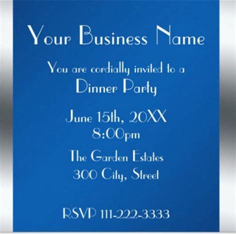 business invitation templates psd word ai