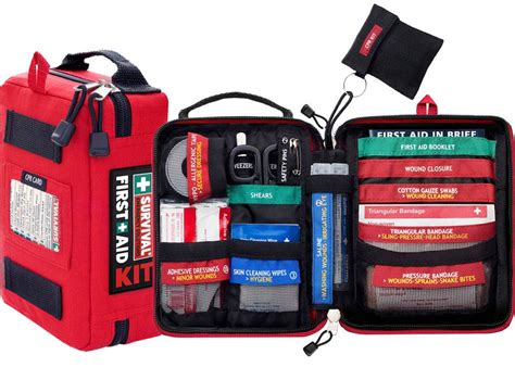 Workplace, Home, Car, First Aid Kits