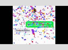 IOS 10 Beta 6 Congratulations Confetti In Messages App