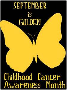 GoGold Childhood Cancer Awareness