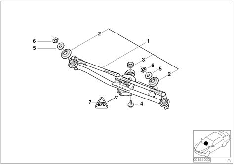 Ford Wiper Linkage Diagram by Bmw Wiper Linkage Converting From Rhd To Lhd Motor