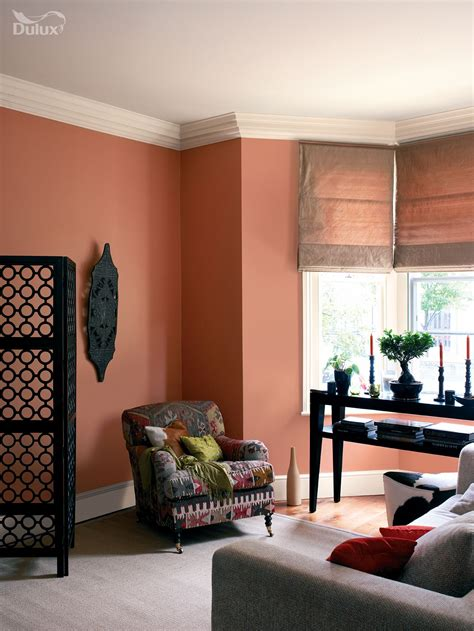 Terracotta Farbe Wand tuscan terracotta home in 2019 tuscan style