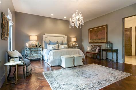 Carpet Chattanooga by Traditional Master Bedroom With Carpet Amp Herringbone Tile
