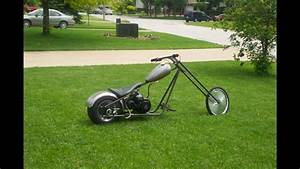 How To Build A Mini Chopper By  Minichopperplans Com