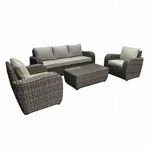 Garten Lounge Set Günstig : garten loungem bel outliv nashville 4 tlg gartenlounge polyrattan loungegruppe outdoor lounge ~ Watch28wear.com Haus und Dekorationen