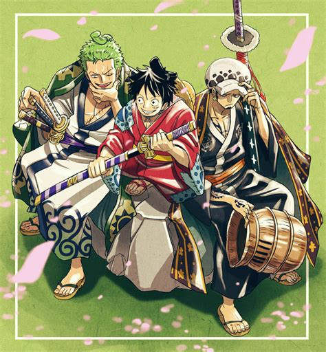 Tons of awesome one piece wano wallpapers to download for free. One Piece Wano Kuni Wallpaper 4k