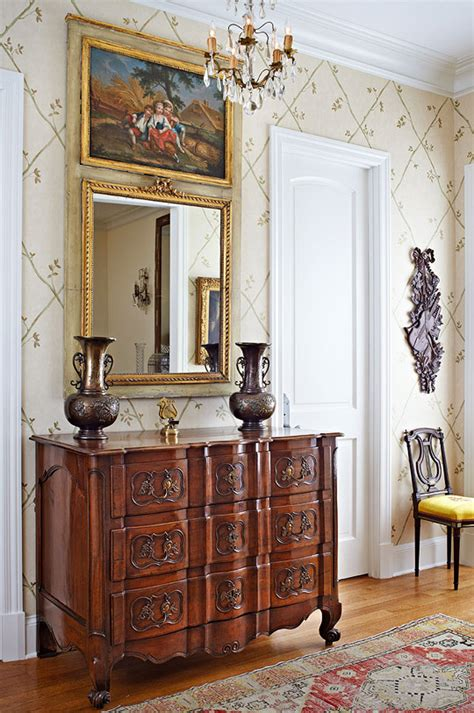 decorating  mirrors traditional home