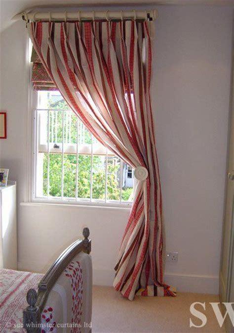 roman blind   sided curtain curtains pinterest