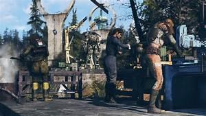 In Fallout 76 Trefft Ihr Alle 165 Quadrat Kilometer Einen