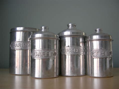 canisters sets for the kitchen canister set by tippleandsnack on etsy