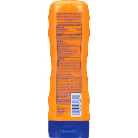 Banana Boat Foam Sunscreen by Coppertone Sunscreen Expiration Date