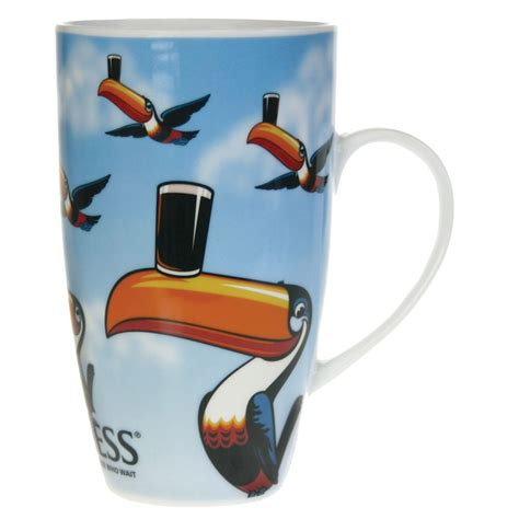 Guinness Toucan Mug   Coffee, Tea and Biscuits   Pinterest