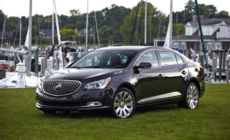 2014 Buick Lacrosse Awd Review