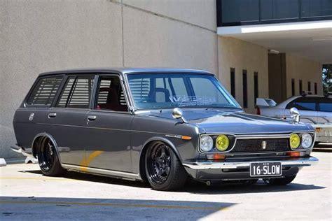 Datsun 510 Wagon by Datsun 510 Wagon Monkeymagic S