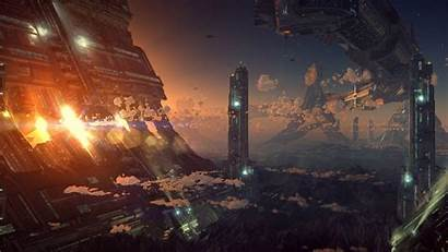Sci Fi Wallpapers Fiction Science Resolution