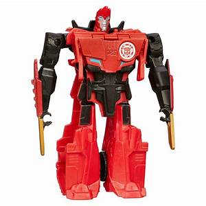 Sideswipe (One-Step) - Transformers Toys - TFW2005