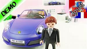 Voiture Playmobil Porsche : porsche playmobil 911 targa 4s la voiture playmobil la plus rapide du monde d mo ~ Melissatoandfro.com Idées de Décoration