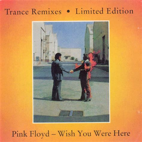 Pink Floyd  Wish You Were Here  Trance Remixes (cd) At