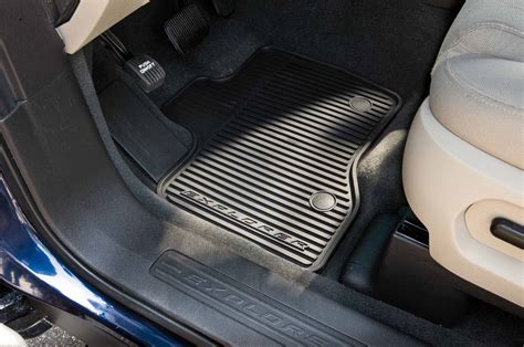Ford Explorer All Weather Floor Mats - ford explorer floor mats 2017 ototrends net
