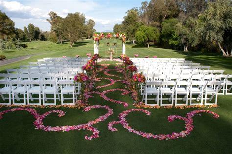 weddings valencia ca valencia country club