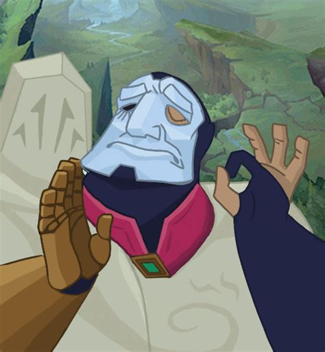 Jhin Memes - when you proc braum s passive with jhin s 4th shot