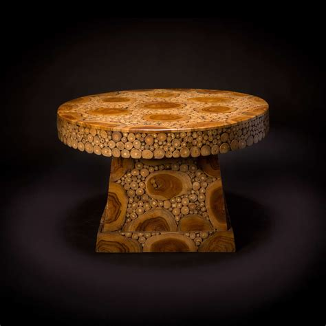 These teak root coffee table are offered in various shapes and sizes ranging from trendy to classic ones. Teak Root Coffee Table - Decora Loft