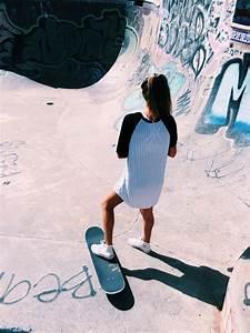 \selahrobertson   summer time   Skater girls, Skate style ...