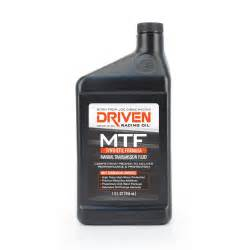 Manual Transmission Fluid  U2013 Mtf  U00ab Driven Racing Oil Australia