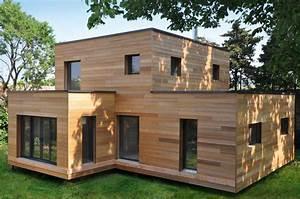Prix Maison En Bois En Kit : maison bois cout n15 ~ Nature-et-papiers.com Idées de Décoration