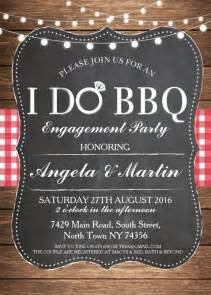 wedding invitation wording from and groom i do bbq engagement party invitation personalize now