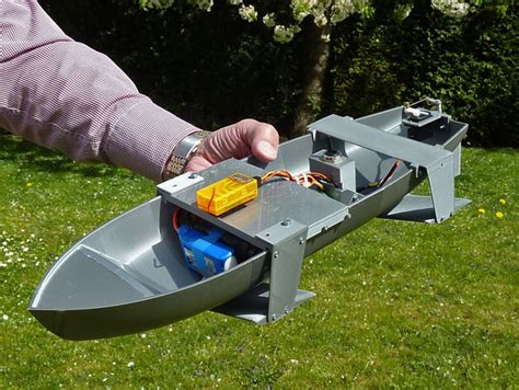 Hydrofoil Rc Boat by Hydrofoil Boat Rc Experimental By Wersy Thingiverse
